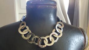 Vintage Halskette Modeschmuck