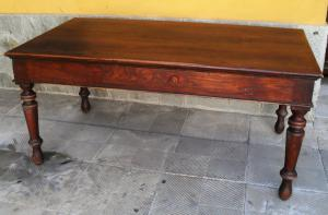 mesa de olmo