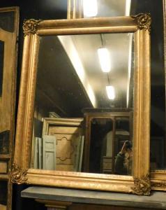 specc246-19世纪的镀金镜,l 84 xh 110