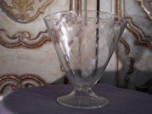 BLOWN GLASS JAR - CIRCA 1920 Murano