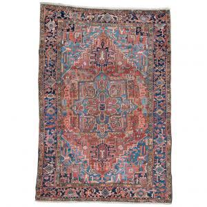 Antico tappeto persiano HERITZ