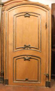 ptl167 n.4 Piemont lackierte Türen, ep. 600, Breite 238 x 130