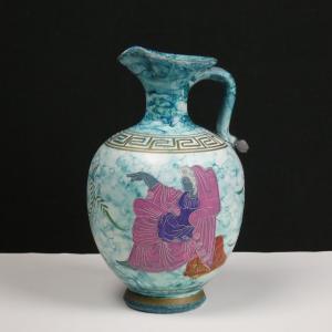 陶瓷TERRACOTTA ANFORA的沥青沥青