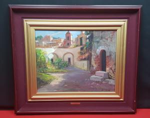 VINCENZO LARICCHIA - Pintura a óleo