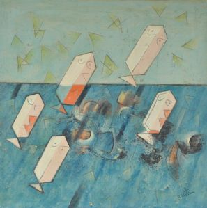 Fische, 1969