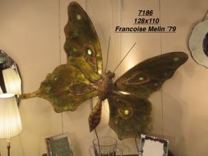 Lámpara de mariposa