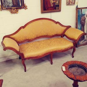 路易十五沙发
