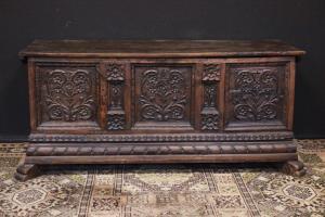 十八世纪的木箱