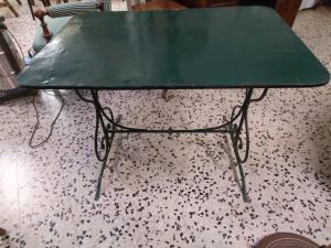 Tavolino liberty