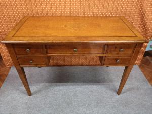 热那亚的办公桌