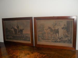 couple prints C .Vernet