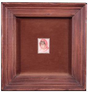 吉安卡洛·杜格蒂(Giancarlo Dughetti)(佛罗伦萨1931年-维格诺拉1986年)-肖像