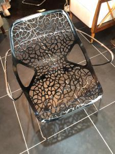 Coppia sedie Caprice ,designer Casprini