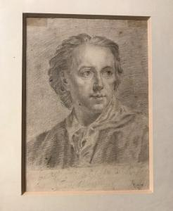 Auto-retrato de Anton Raphael Mengs
