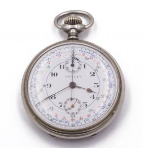 Vincit silver chronograph in early 900s