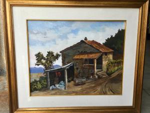 """""""CASOLARE IN THE MOUNTAINS"""" Vittorio Fazzini """""""
