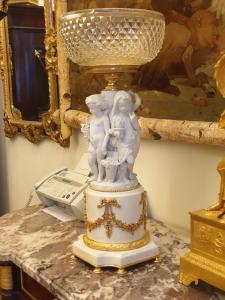 Louis XVI centerpiece