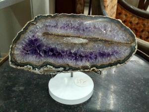 天然紫水晶