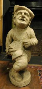 дарс291 - каменная статуя, эп. 500, измерения 45 х ч 100 см