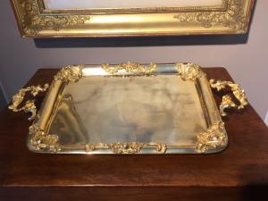 Vassoio di vanità (vanity tray) Impero