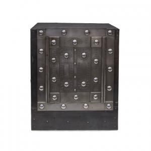 Kleiner eingebauter Safe