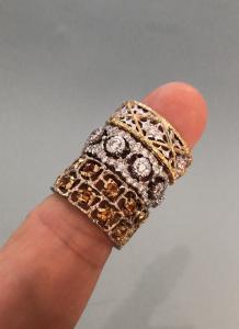Seleção de joias de Mario Buccellati