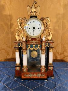 orologio a pendolo viennese