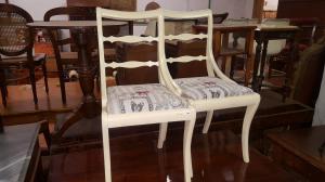 2 sedie francesi