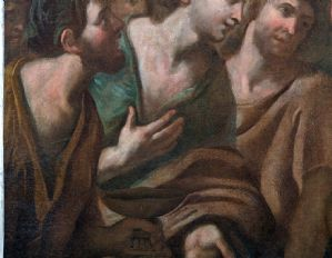 Antico Cassettone Comò cappuccino Luigi Filippo in noce - epoca 800