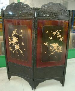 Early 20th century screen