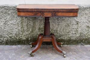 Game table 19th century