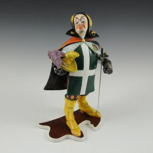 Musketeer by Silvio Righetto for the Cacciapuoti Manufacture, Milan in the 1950s