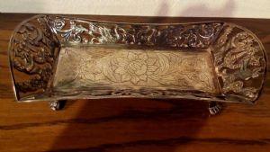 Vassoietto in argento