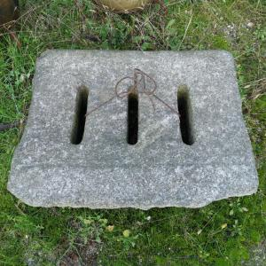 stone manholes