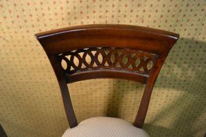 8 sedie lombarde
