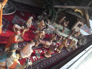 PRESEPE ANRI Collection VATICAN