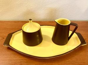 Set in ceramica Rometti anni  70
