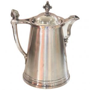 古色古香的镀银水壶Stimpson品牌,1968年代1868年可转让价格