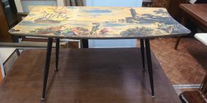 Tavolino modernariato