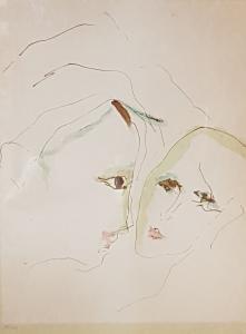 ERNESTO TRECCANI(1920年 -  2009年)光刻图形工作