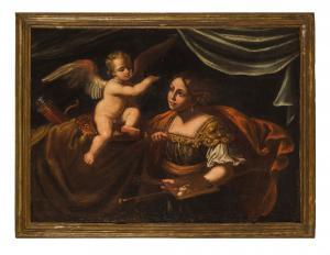 Allegorie der Malerei