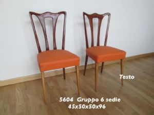 GROUP 6 CHAIRS '900