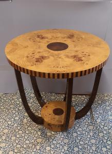 Журнальный столик в стиле ар-деко