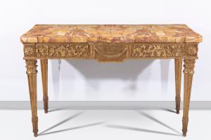 Tavolo consolle – Roma Sec.XVIII
