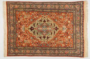 Персидский ковер ТАБРИЗ Пехлеви периода