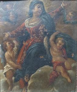 玛利亚和小天使的拉姆