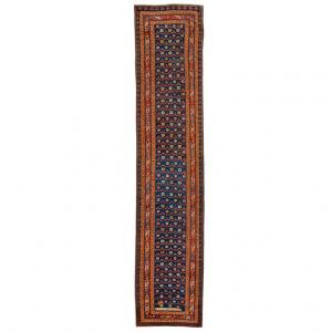 Rare Antique Runner Talish from Caucasus