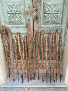 15黄杨木棍棒,上瓦拉塔谷(Chianale)