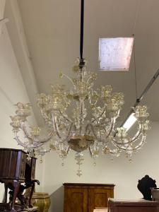 穆拉诺吊灯 160x130h