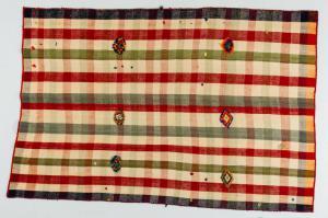 Rare kilim - Persian nomadic fabric KASHKAI or GASHGAI - n.1305